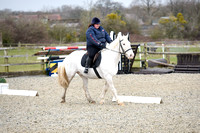 Hillview Arena Dressage 17.03.18