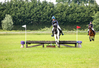 Ace Eventer Challenge 80cm Pairs Cross Country Camera 2 - 09.06.18