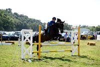 Unaffiliated Jumping Class 6