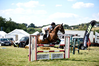 Unaffiliated Jumping Class 7